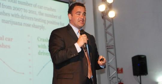 Palestra sobre O Impacto da Legalização das Drogas – Kevin Sabet