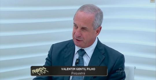 Prof. Dr. Valentin Gentil Filho fala sobre a Maconha