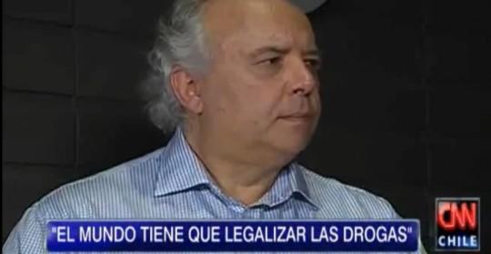 """Ronaldo Laranjeira: """"La legalización no resuelve los problemas"""""""